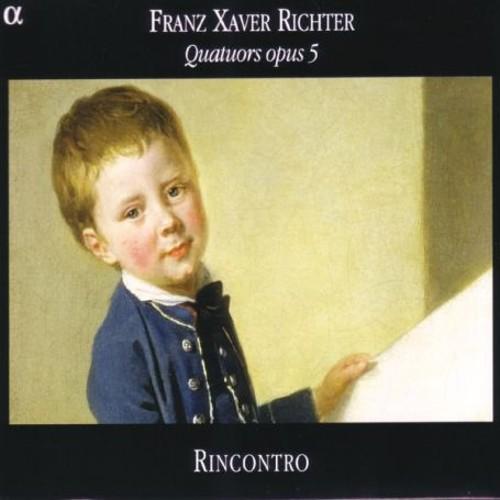 Quartets Op 5 /  Rincontro
