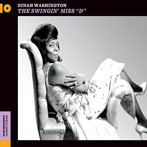 Dinah Washington - Swinging Miss D (Spa)