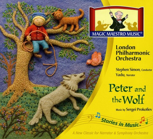 Stories In Music: Peter and The Wolf