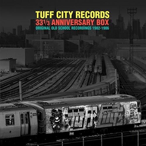 Tuff City Records Orignal Old School / Various - Tuff City Records (Orignal Old School Recordings 1982-1986)