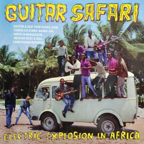- Guitar Safari / Various