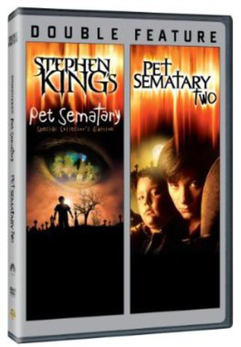 Pet Sematary [Movie] - Pet Semetary / Pet Semetary Two