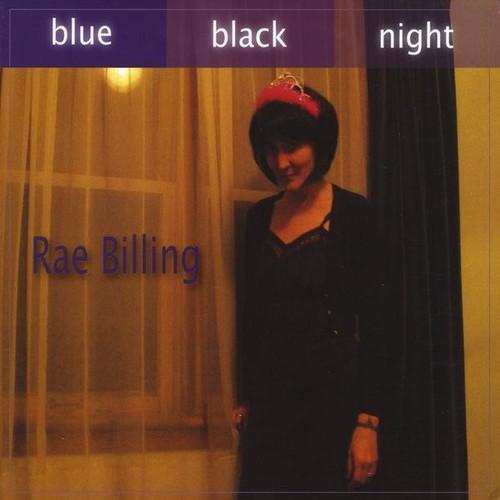 Blue Black Night