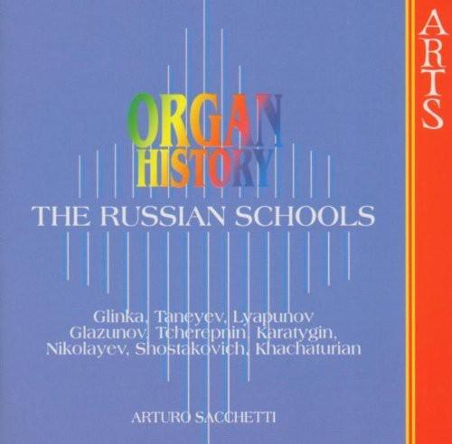 Organ History Russian Schools 7 /  Various