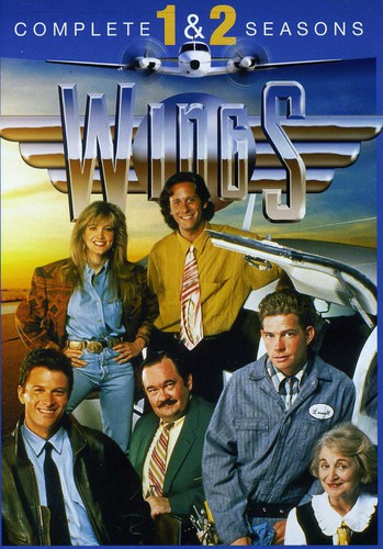 Wings - Seasons 1 & 2 DVD