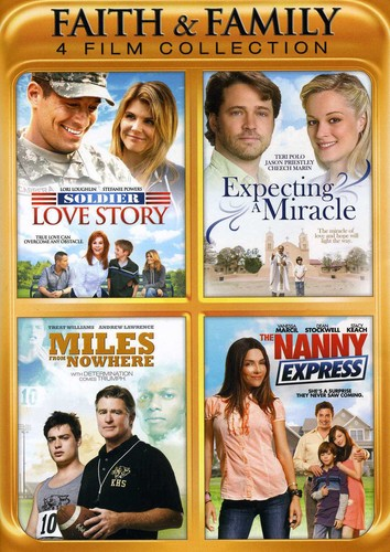 Faith and Family Collection: 4 Films