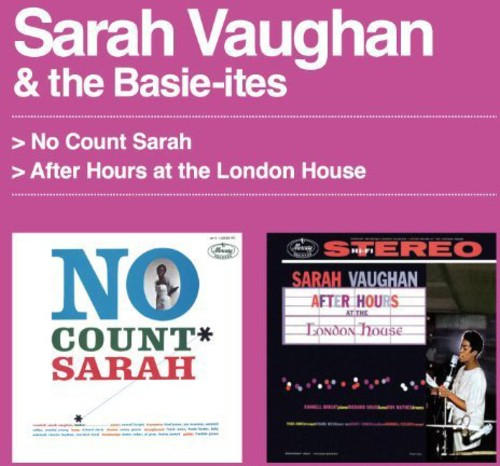 No Count Sarah /  After Hours at the London House [Import]