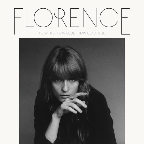 Florence + The Machine  - How Big, How Blue, How Beautiful [Vinyl]