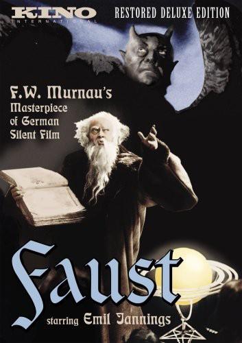 Werner Fuetterer - Faust