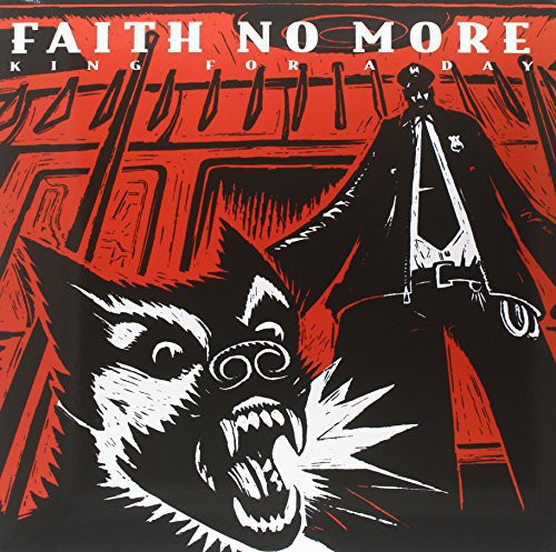 Faith No More - King For A Day Fool For A Lifetime (Ltd) (Ogv)