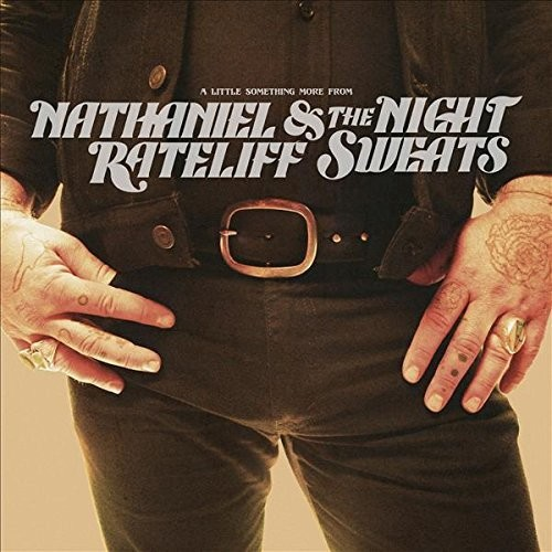 Nathaniel Rateliff & The Night Sweats - A Little Something More From [LP]