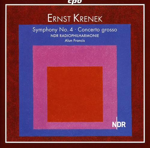 Symphony 4 /  Concerto Grosso