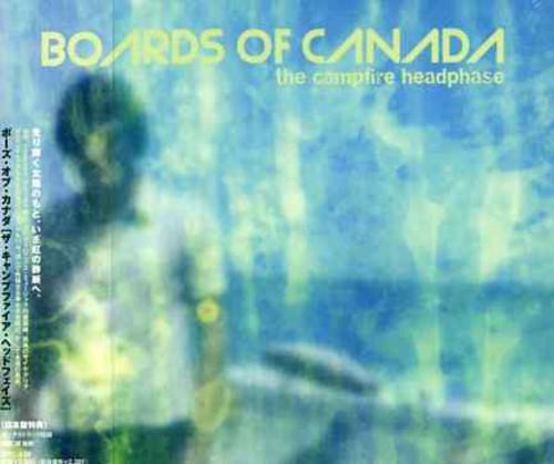 Boards Of Canada - Campfire Headphase (Jpn)