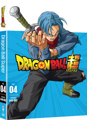 Dragon Ball Super: Part Four