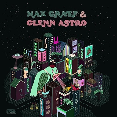 Max Graef & Glenn Astro - Yard Work Simulator (Uk)