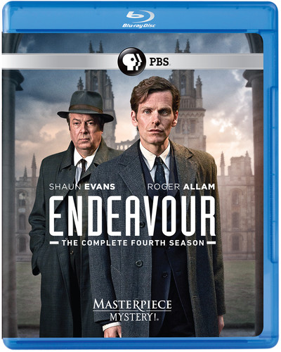 Masterpiece Mystery!: Endeavour - Season 4 (Uk- Length Edition)