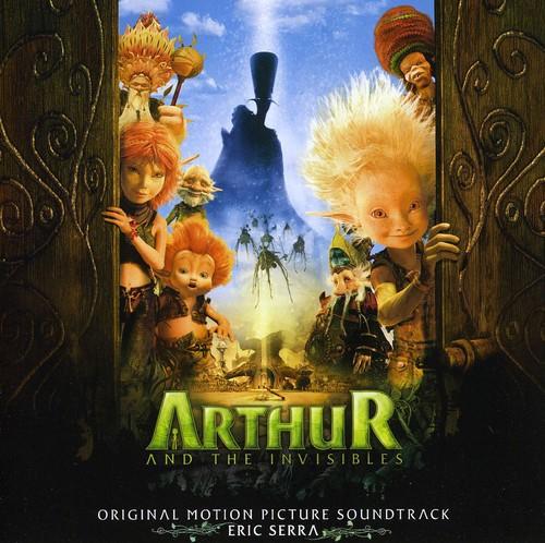 Arthur and the Invisibles (Original Soundtrack)