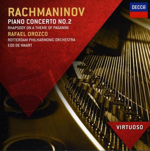 Rachmaninov: Piano Concerto 2/ Rhapsody on a Theme