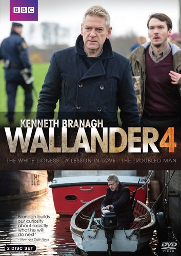 Wallander 4 (The White Lioness /  A Lesson in Love /  The Troubled Man)