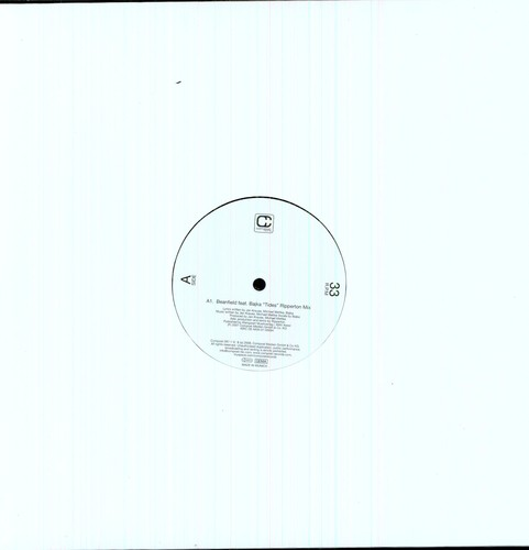 Tides-Ripperston RMX/ T [Import]
