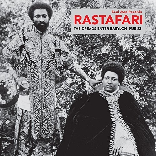 Rastafari: The Dreads Enter Babylon 1955-83