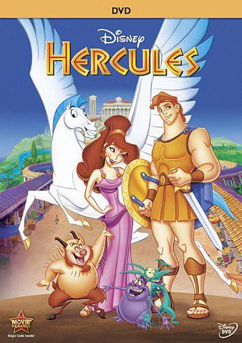 Hercules [Disney Movie] - Hercules