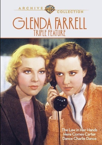 Glenda Farrell Triple Feature