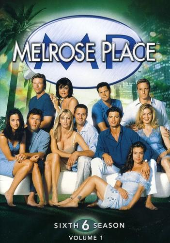 Melrose Place: The Sixth Season: Volume 1