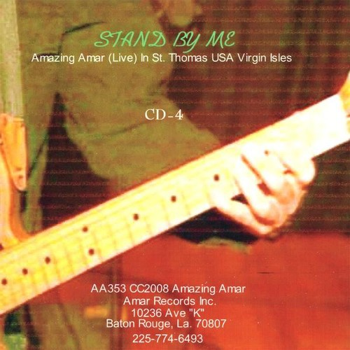 Live in St Thomas: Stand By Me You Send Me