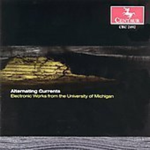 Alternating Currents: Electronic Music /  Various