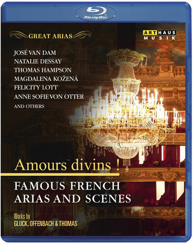 Great Arias: Amours divins