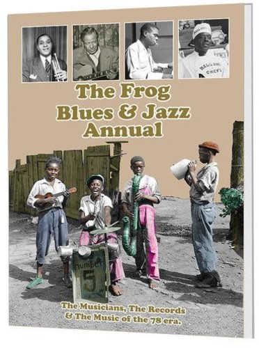The Frog Blues & Jazz Annual No 5 /  Various