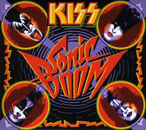 Kiss-Sonic Boom