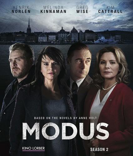 - Modus Season 2
