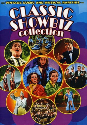 Classic Showbiz Collection: Vintage Comic & Musica