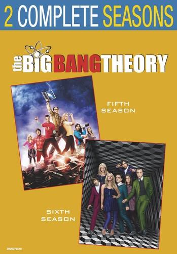 The Big Bang Theory [TV Series] - The Big Bang Theory: Season 5 & 6