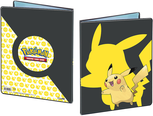 Pokemon Pikachu 2019 9-Pocket Portfolio - Pokemon Pikachu 2019 9-Pocket Portfolio