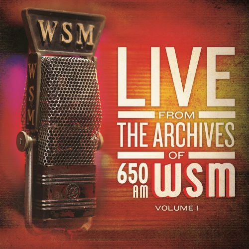 650 Am WSM Live from the Archives 1 /  Various