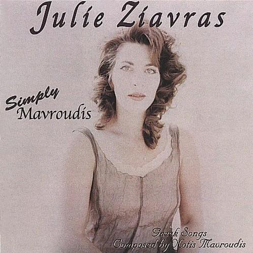 Julie Ziavras Sings Simply Mavroudis