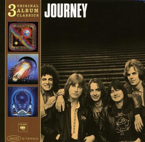 Journey-Original Album Classics