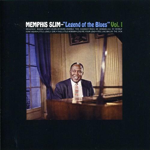 Memphis Slim-Legend of the Blues, Vol. 1