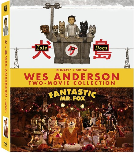 Isle Of Dogs [Movie] - Isle Of Dogs & Fantasitc Mr. Fox