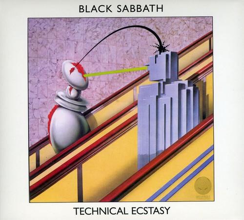 Black Sabbath - Technical Ecstacy-2009 Remastered [Import]