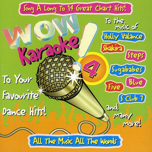 Wow Let's Karaoke, Vol. 4