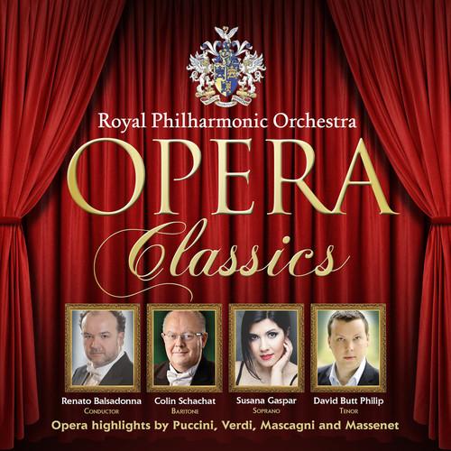 The Royal Philharmonic Orchestra - Opera Classics