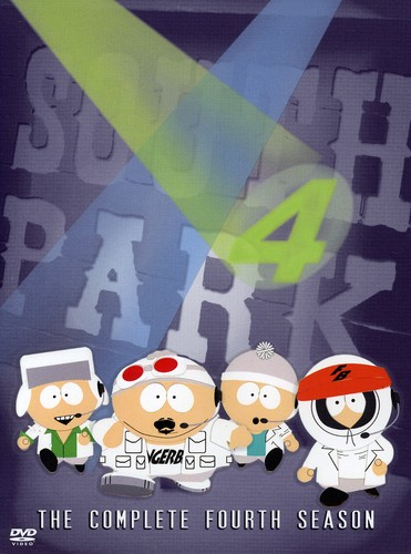 South Park: The Complete Fourth Season