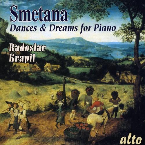 Radoslav Kvapil - Dances & Dreams for Piano