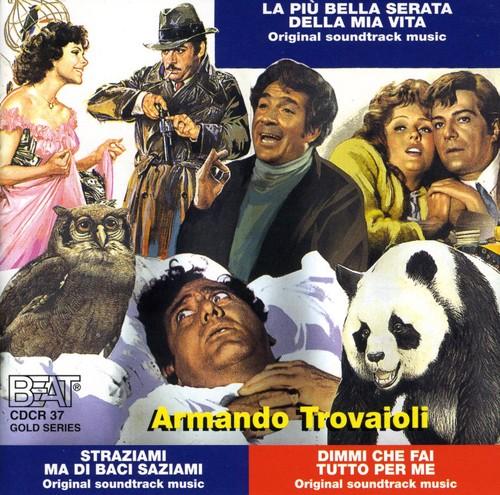 La Più Bella Serata Della Mia Vita /  Straziami Ma Di Baci Saziami /  Dimmi Che Fai Tutto Per Me (Original Soundtracks) [Import]