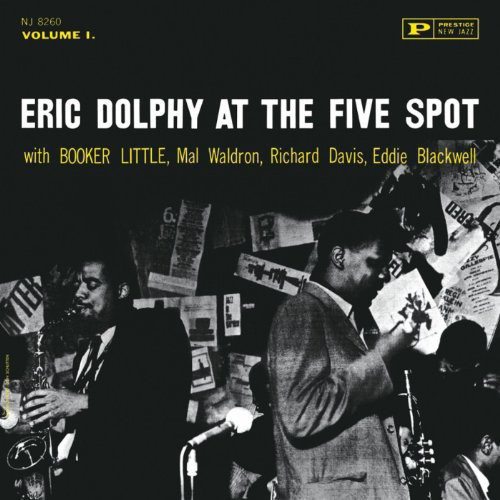 Eric Dolphy - At The Five Spot Vo
