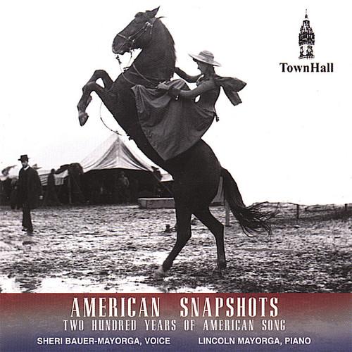 American Snapshots: 200 Years of American Song